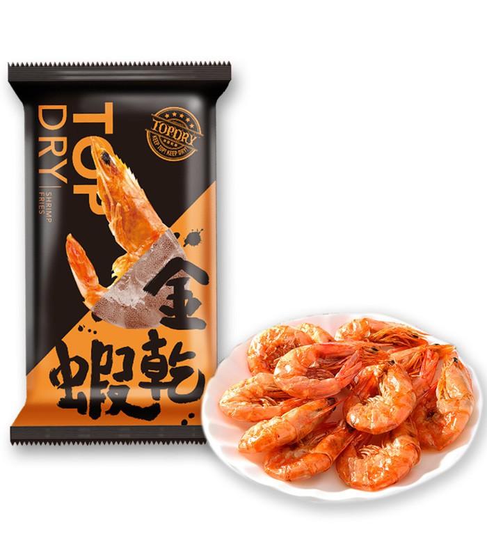 TOPDRY 頂級乾燥 - 金乾蝦  - 20g