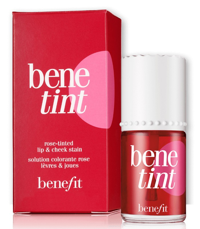benefit - Benefit唇頰露(新款)-紅粉菲菲-10ml