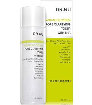 DR.WU - 新淨痘粉刺調理露-150ml