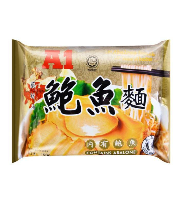 異國零食 - A1鮑魚麵-1入