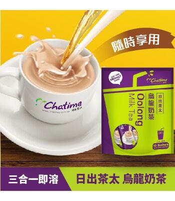 Chatime - 立袋-烏龍奶茶-20gx10包入