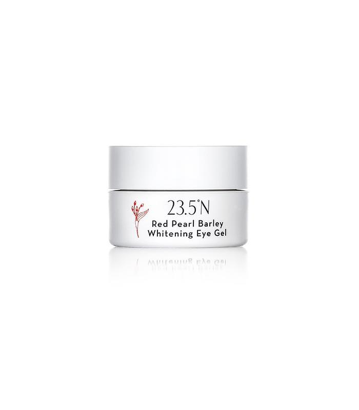 23.5°N - 紅薏仁白潤眼周凝膠 -膚色不均肌、偏乾性肌、一般肌質 - 15m