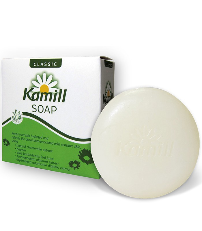 Kamill 卡蜜兒 - 經典洋甘菊柔膚皂  - 100g