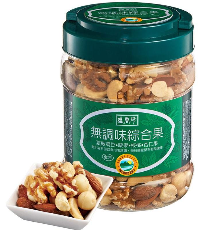 Sheng Xiangzhen 盛香珍 - 無調味綜合果桶  - 460g