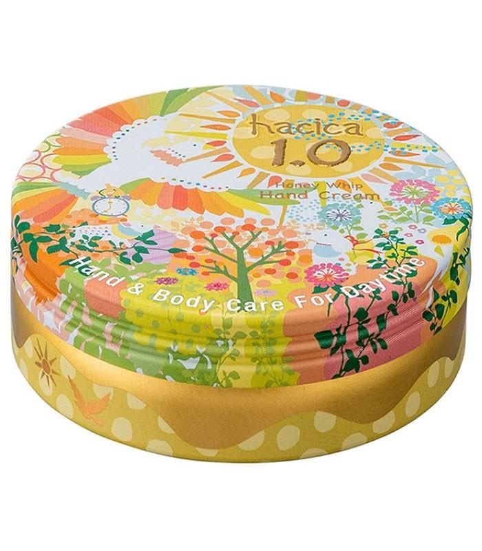 MYHUO LifeStyle 買貨生活 - 日本hacica八和花清新朝氣香氛護手霜1.0  - 70g