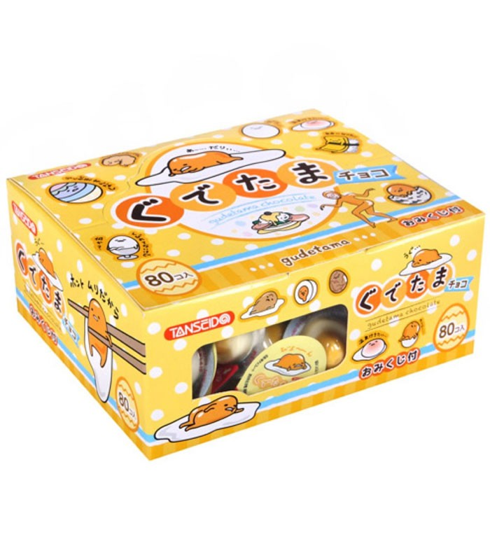 Japanese snacks 日本零食館 - 丹生堂本舗 蛋黃哥巧克力  - 200g