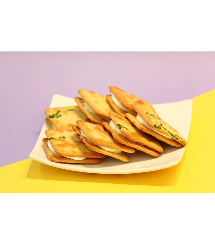 MyHuo Recommended Snacks 買貨推薦零食 - 海邊走走 牛軋糖蘇打餅 - 168g
