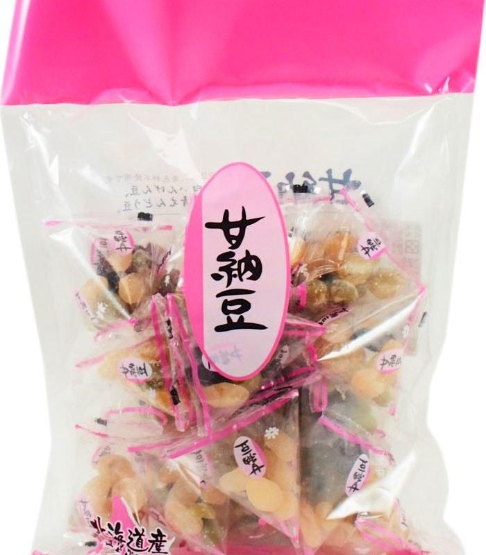 Japanese snacks 日本零食館 - 三角包甘納豆  - 235g