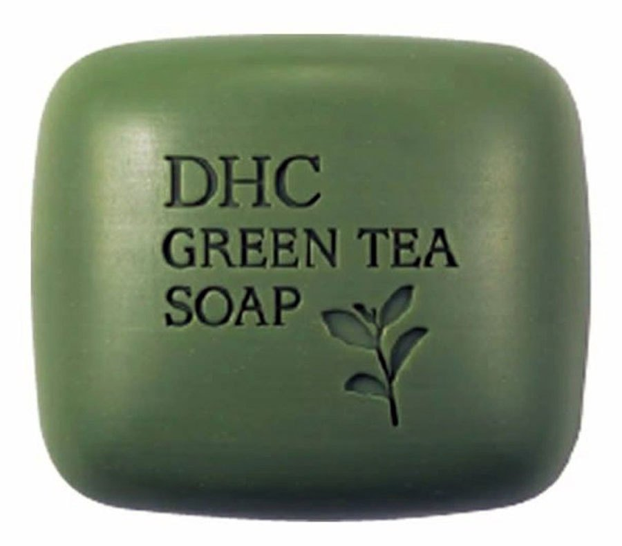 DHC - 草本綠茶洗顏皂  - 60g