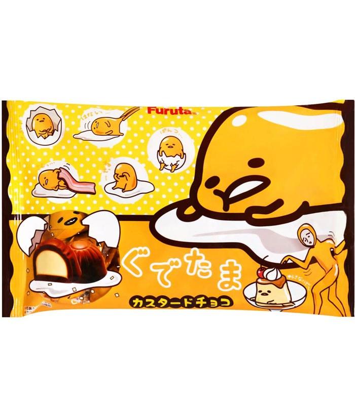 Pocky - 蛋黃哥卡達巧克力  - 165.6g