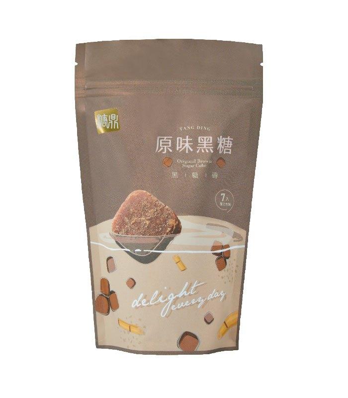 糖鼎養生黑糖磚 - 原味黑糖 - 30gx7