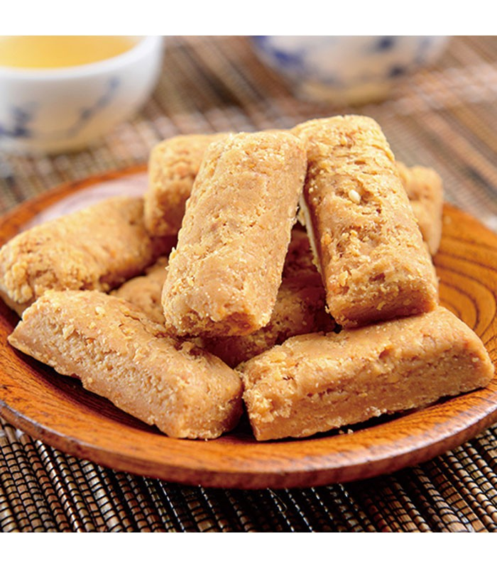 KUAI CHE Traditional Food Shops 快車肉乾 - 澎湖花生酥  - 300g