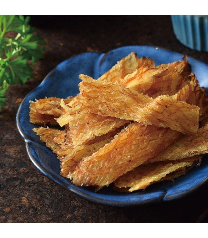 水根肉乾 - 碳烤魷魚切片(獨享包)  - 70g