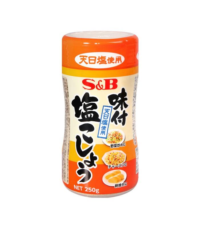 MyHuo Recommended Snacks 買貨推薦零食 - S&B 味付胡椒鹽  - 250g