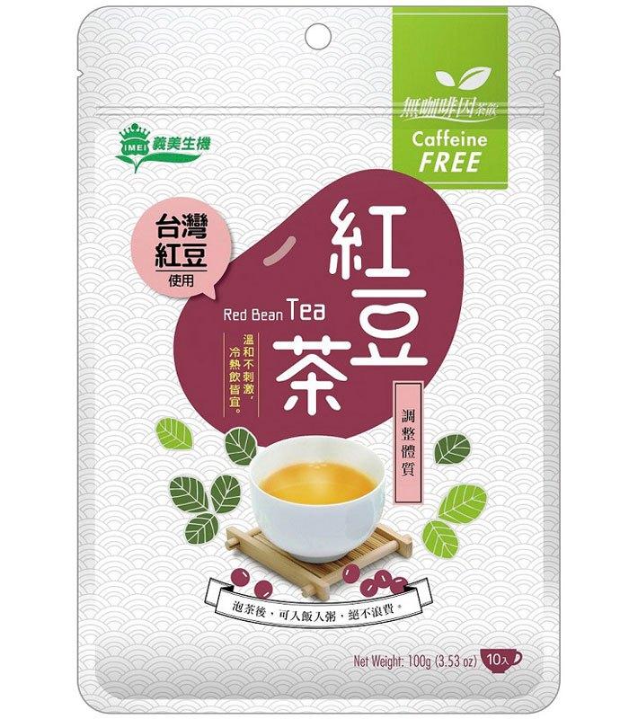義美 - 台灣紅豆茶  - 100g