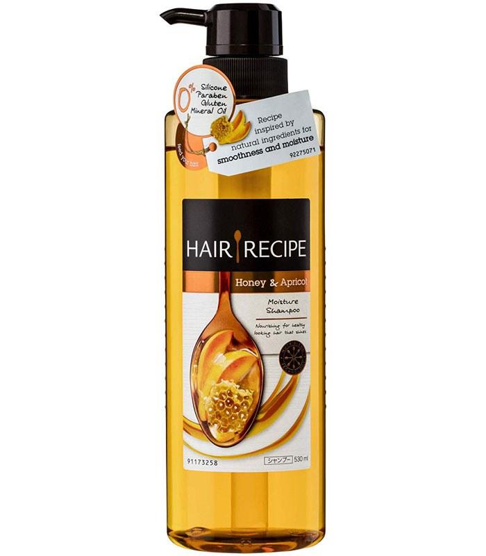 Hair Recipe - 蜂蜜保濕營養洗髮露  - 530ml