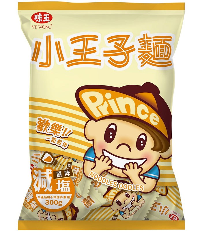 MyHuo Recommended Snacks 買貨推薦零食 - 小王子麵 - 20包