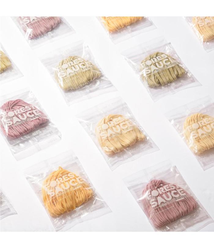 forestnoodles 森林麵食 - 森林麵食 綜合款14包入(內含綠茶涼麵2包)  - -14包
