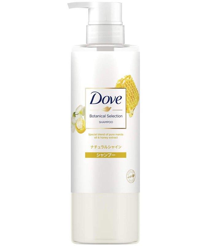 DOVE 多芬 - 植萃洗髮露 - 500g