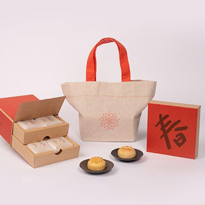 SunnyHills 微熱山丘 - 【新年禮盒】平安旺來禮盒  - 8入