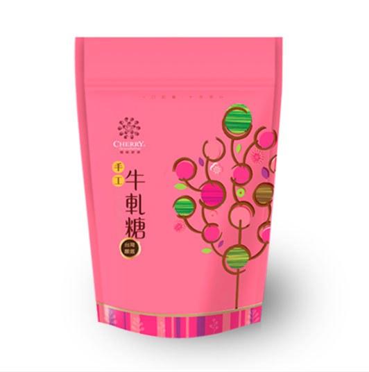 Cherry-Grandfather 櫻桃爺爺 - 珍珠奶茶牛軋糖  - 230g