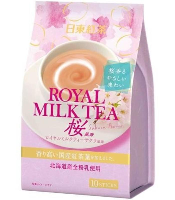 Japan buyer 日本直購專區 - 日東奶茶 櫻花限定口味  - 14g*10
