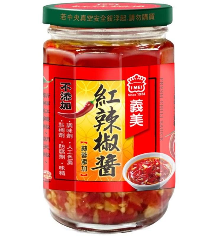 義美 - 紅辣椒醬  - 230g