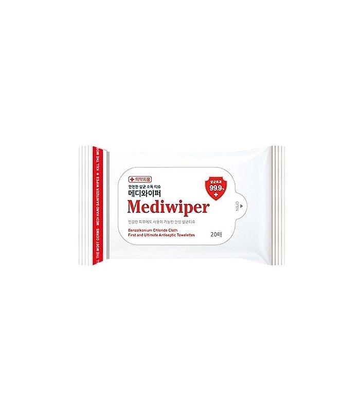 MYHUO LifeStyle 買貨生活 - Mediwiper 抗菌濕紙巾  - 20抽