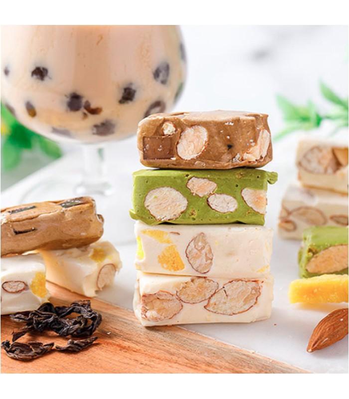Cherry-Grandfather 櫻桃爺爺 - 寶島精選禮盒 - 原味+珍珠奶茶+包種茶+黃金寶石 - 400g