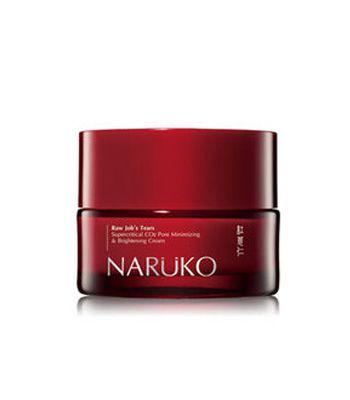 NARUKO - 紅薏仁超臨界毛孔美白輕盈乳霜-60g