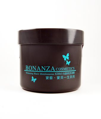BONANZA - 水感新肌黑凍膜大(黑)-550g