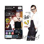 E.Heart (品牌85折) - 型男強力束肌平腹帶-涼感-黑-1入