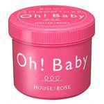House Of Rose - OH BABY親愛寶貝去角質美體霜-570g