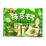 Japanese snacks - 麻糬抹茶巧克力-49g