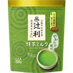 Japanese snacks - 片岡抹茶牛奶袋-200g