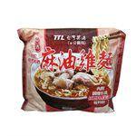 TTL - 麻油雞麵袋裝-3包