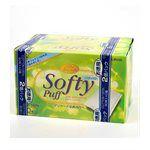 Softy - 思詩樂化妝棉片-綠色-90枚*2