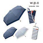 Japan buyer - w.p.c條紋愛心晴雨兩用折傘