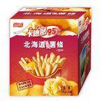 MyHuo Recommended Snacks - 卡迪那 95℃薯條鹽味-18公克 × 5包