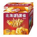 聯華食品 - 卡迪那 95℃薯條鹽味-18公克 × 5包