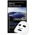 DR.WU - 火山湖藍藻逆齡面膜-3片