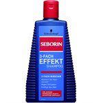 Schwarzkopf - Seborin 三效咖啡因抗屑洗髮乳-250ml