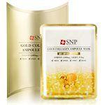 SNP - 黃金膠原蛋白面膜-10片