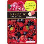 Kracie - 花香軟糖-[花香莓果]-32g