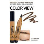 MYHUO Makeup Collection - 七日霧眉筆-1入