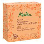 Melvita - 山茶橙花蜜沐浴皂-100g