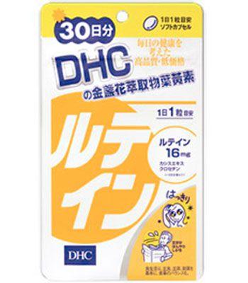 DHC - 金盞花萃取物葉黃素-30日份(30粒)