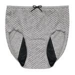 Japan buyer - 日本消臭制菌加工水玉點點棉質生理褲