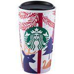 Starbucks Corporation - 12OZ森林夜訪雙層馬克杯-1入