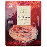 the saem - Beaute de Royal 紅蔘修護面膜-20ml